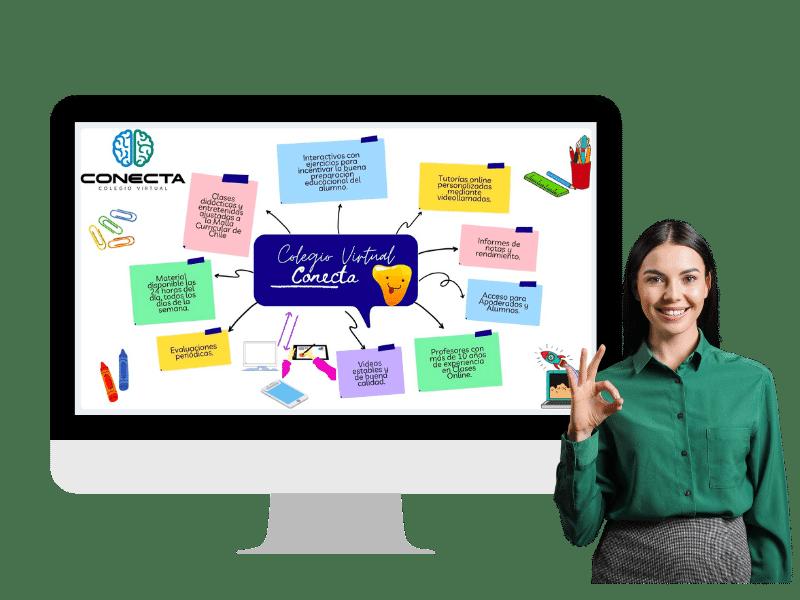 Ventajas educación online en Chile